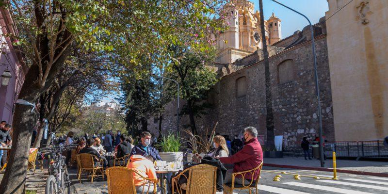 La Gran Manzana Revaloriza Los Alrededores De La Plaza San Martín