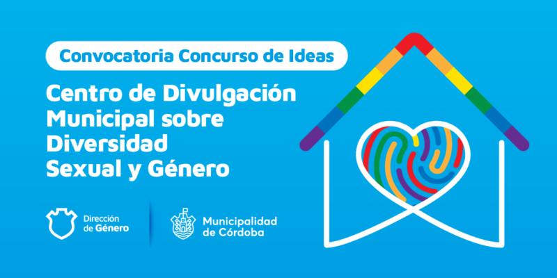 Concurso De Ideas Para El Centro Municipal De Divulgación De Diversidad Sexual Y Género