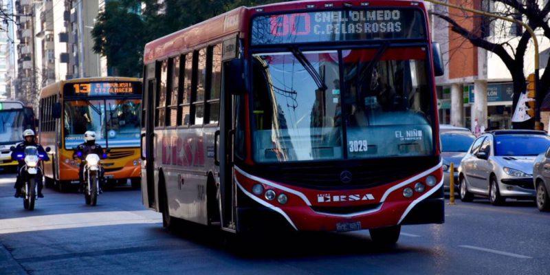 Desde Este Sábado Modifican Su Recorrido 8 Líneas Del Transporte Urbano De Pasajeros