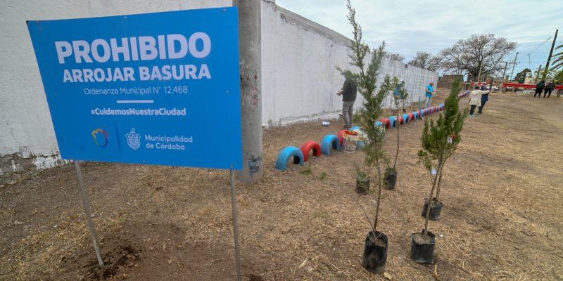 La Municipalidad Recupera Un Espacio Para Los Vecinos En José Ignacio Díaz II