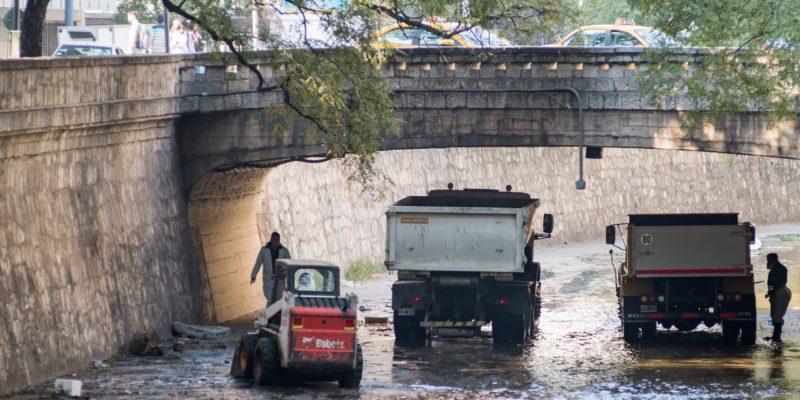 Limpieza De La Cañada: Se Retiraron Casi 140 Toneladas De Residuos