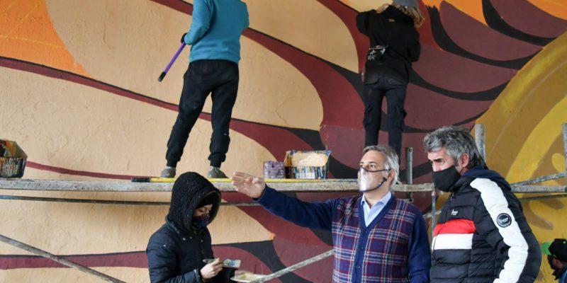 El Arte Callejero Gana Espacio En La Ciudad