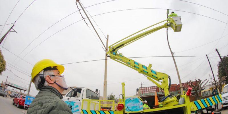 TAMSE Incorpora Un Nuevo Servicio: Coloca Luces LED En Sus Corredores