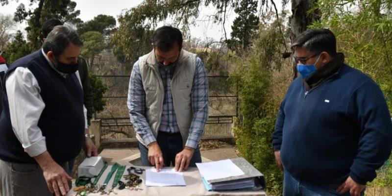 La Municipalidad Tomó Posesión Del Zoológico