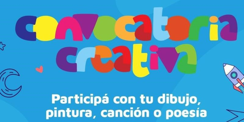 Convocatoria Creativa: Una Propuesta Artística Para Los Niños Y Niñas De La Ciudad