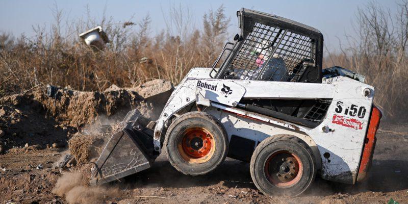 Ciudad Obispo Angelelli: Se Retiraron 200 Mil Kilos De Residuos De Dos Micro Basurales