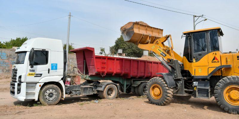 Retiraron 400.000 Kilos De Residuos De Un Macro Basural En Barrio El Quebracho