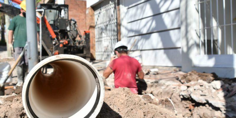 Desde Enero, Se Realizaron Más De 8.300 Desobstrucciones En La Red Cloacal