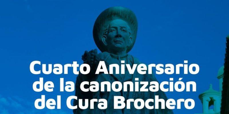 La Ciudad Conmemora El Cuarto Aniversario De La Canonización Del Cura Brochero