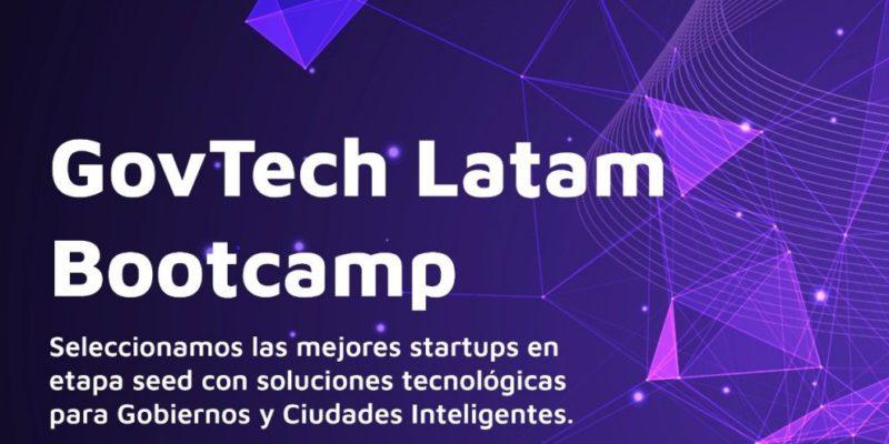 Inscripciones Abiertas Al Desafío GovTech Latam Bootcamp