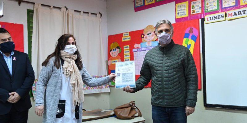 Se Reconectó El Gas Natural En 59 Escuelas Municipales