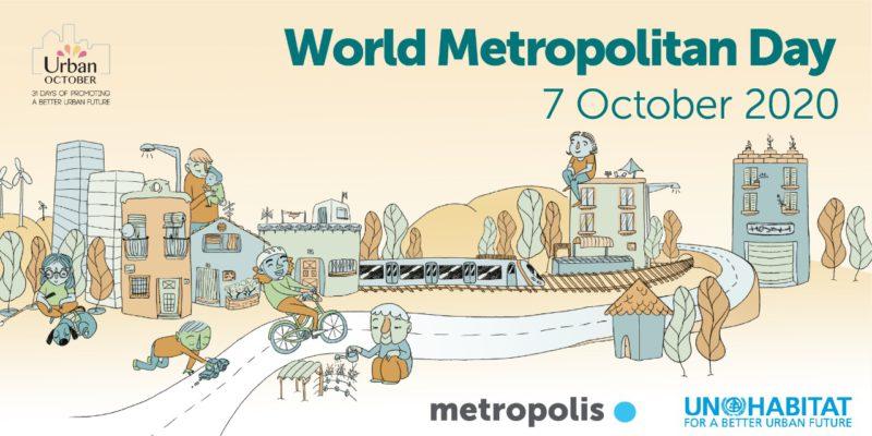La Ciudad De Córdoba Celebra El Día Mundial Metropolitano 2020