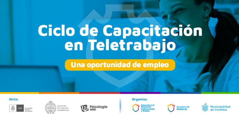 Abren Inscripciones A Una Nueva Capacitación Online Sobre Teletrabajo
