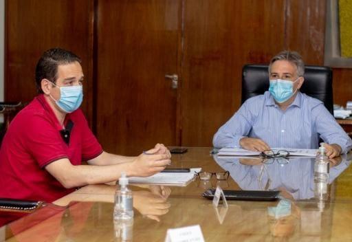 La Municipalidad Compró 30 Mil Test Rápidos Para Reforzar Los Hisopados