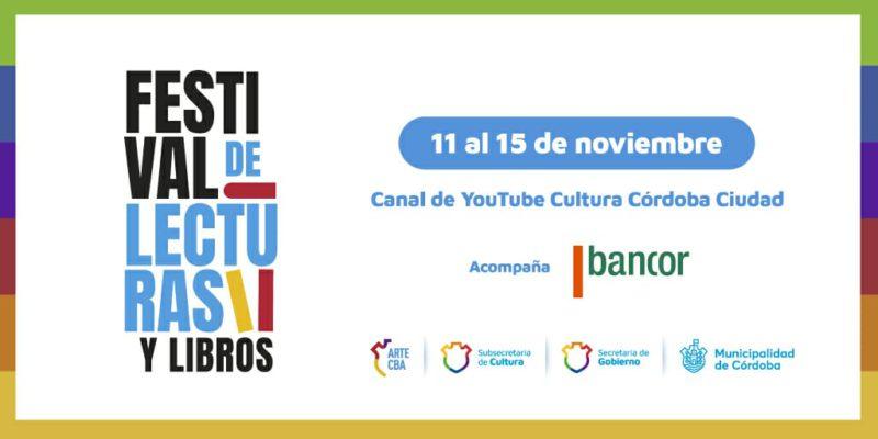"""ARTE CBA: Comienza El """"Festival De Lecturas Y Libros"""""""
