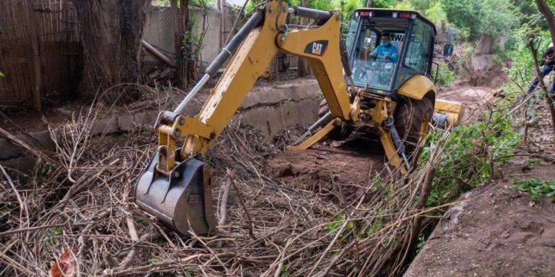 Limpieza De Basurales Y Canales: En Octubre Se Extrajeron 15.553 Toneladas De Residuos