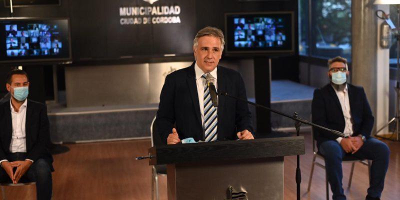 Llaryora Rindió Tributo A Los Convencionales Constituyentes, A 25 Años De La Carta Orgánica Municipal