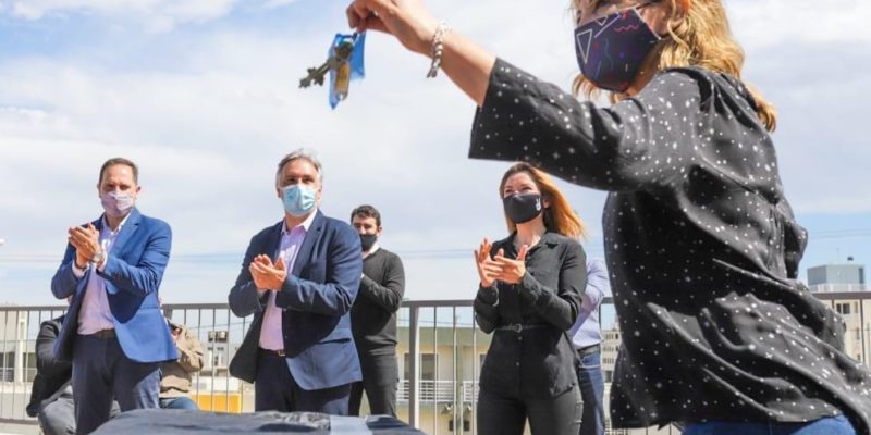PROCREAR: 10 Familias Cordobesas Recibieron Su Casa En Barrio Liceo