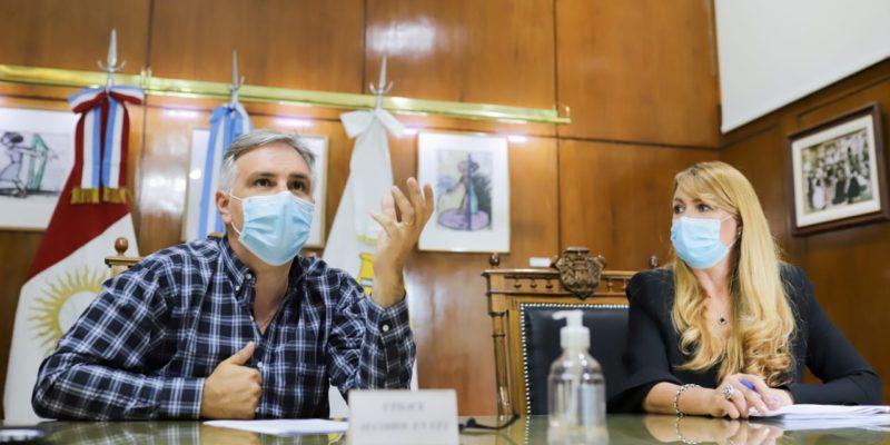 Llaryora Quiere Fortalecer Los Vínculos De Córdoba Con Ciudades Chinas