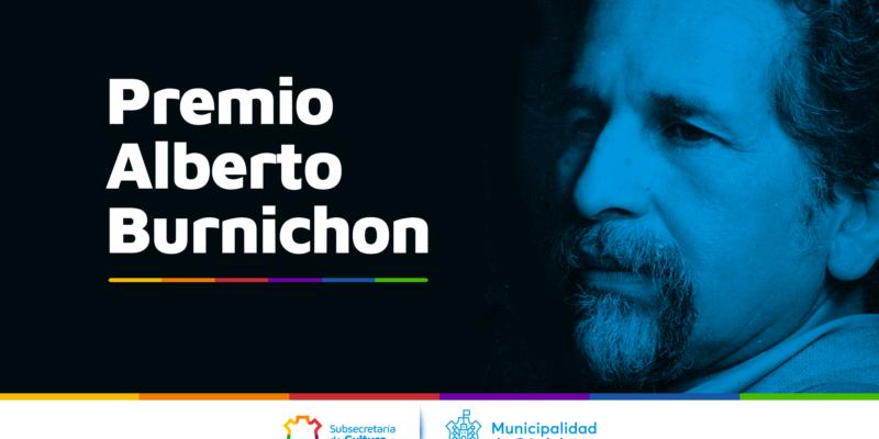 Festival De Lecturas Y Libros: Se Entregó El Premio Burnichon 2020