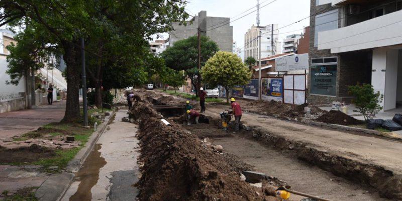 Finaliza La Obra De Reparación Cloacal En Barrio General Paz