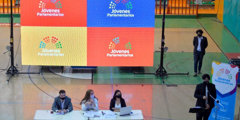 """Más De 40 Estudiantes Secundarios Participaron De Las Primeras Jornadas """"Jóvenes Parlamentarios"""""""