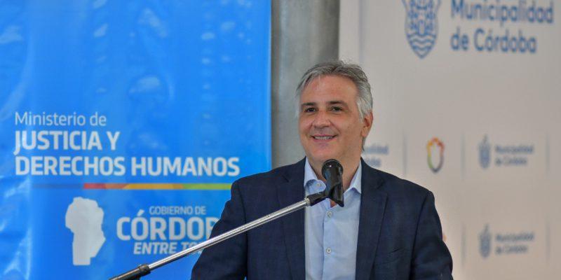 Acuerdo De Cooperación Con El Ministerio De Justicia Y Derechos Humanos De La Provincia