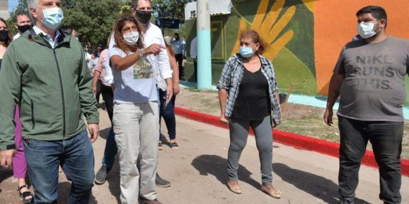 Barrio Avellaneda: Donde Había 50 Mil Kilos De Basura, Hoy Hay Un Corredor Recreativo