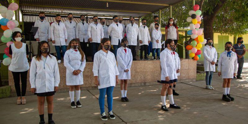 Actos De Egresados De Sexto Grado En Escuelas Municipales
