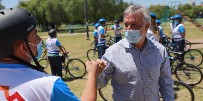 Llaryora Presentó La Unidad Ejecutora Costanera