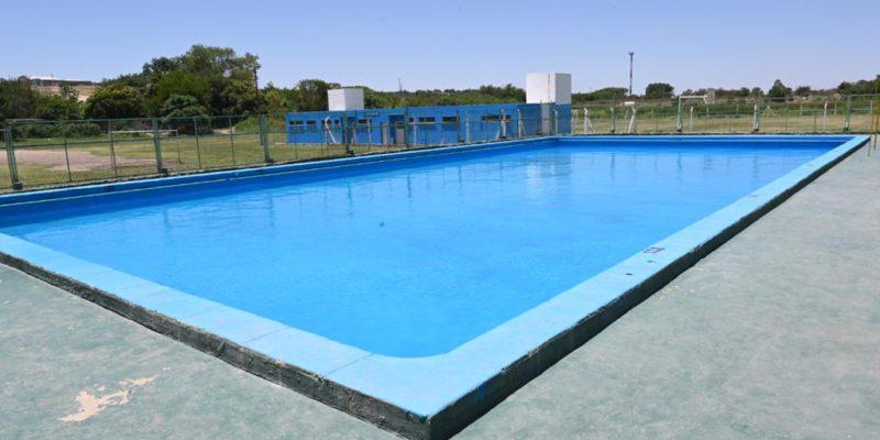 El Polideportivo Ruta 19 Ya Cuenta Con Red De Agua Potable