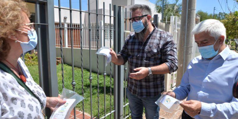 """""""La Huerta En Tu Hogar"""": Más De 20 Mil Vecinos Recibieron Kits De Semillas De La Temporada Primavera/verano."""