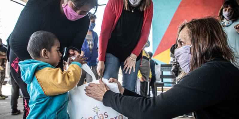 Programa Infancias Primero: Más De 20 Mil Niños Y Niñas Recibieron Bolsitas Lúdicas