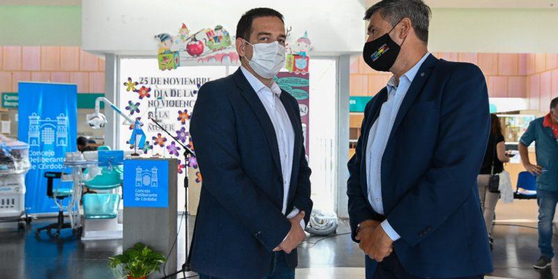 La Secretaría De Salud Recibió Equipamiento Sanitario Por Parte Del Concejo Deliberante