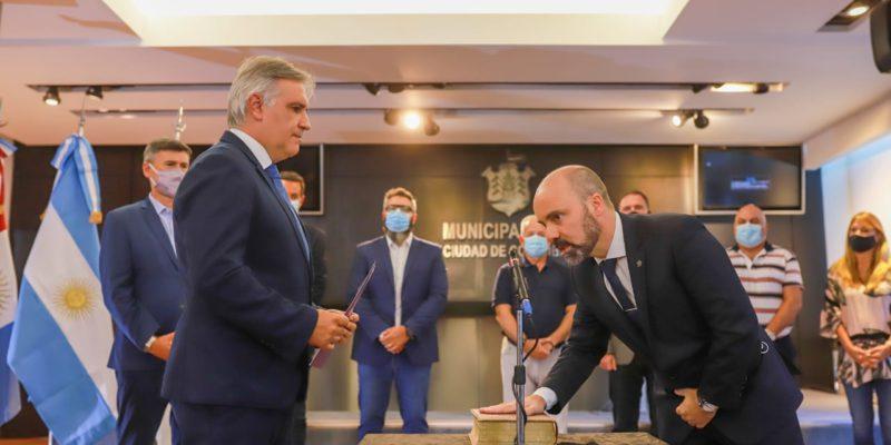 Juan Domingo Viola Asumió Como Secretario De Participación Ciudadana