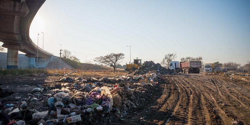 Durante El 2020 Se Retiraron Más De 140.000 Toneladas De Residuos De Basurales A Cielo Abierto