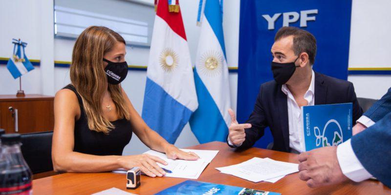 La Flota De Vehículos Del COyS Será Abastecida Por Combustibles De La YPF Que Administra TAMSE