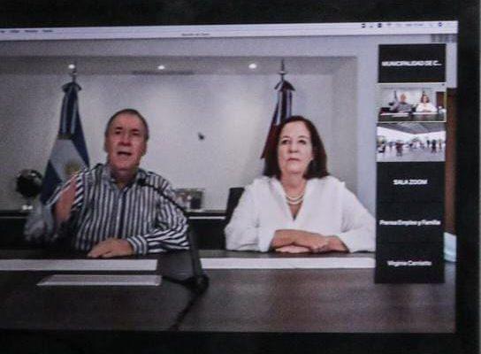 Schiaretti Inauguró Obras De Infraestructura En Barrio La Tela.