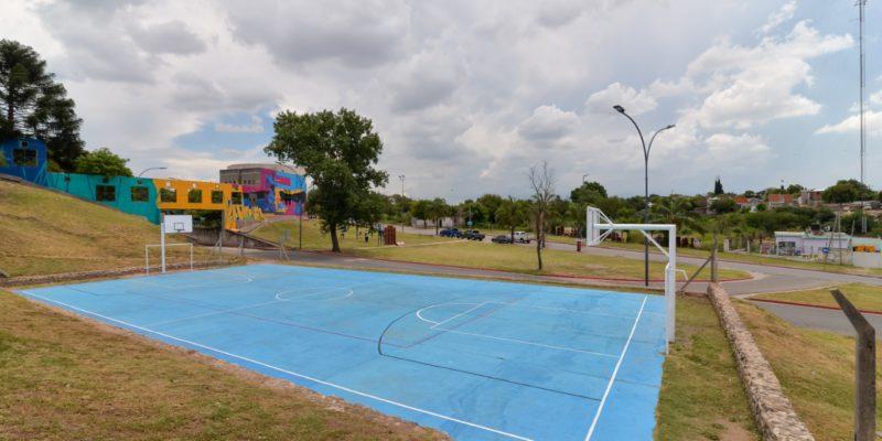 El CPC Pueyrredón Recuperó Su Playón Deportivo Para Los Vecinos Del Sector