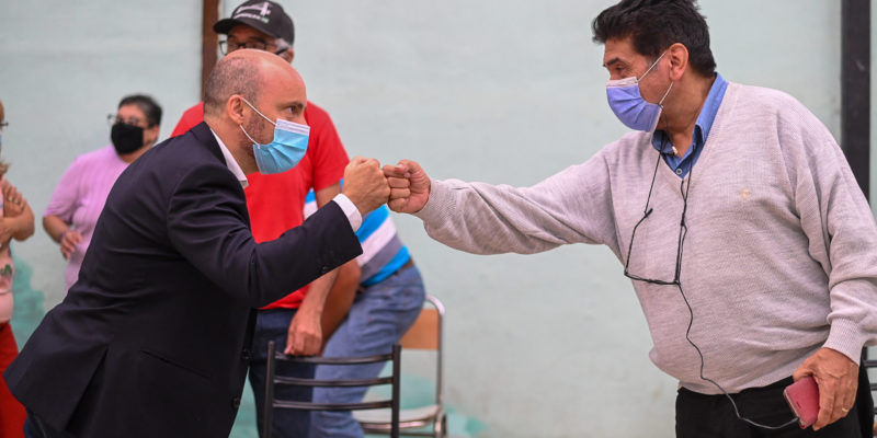 13 Centros Vecinales Cuentan Con Nuevas Autoridades