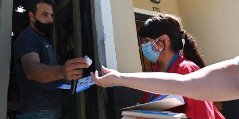 Dengue: Operativo De Descacharreo, Prevención Y Concientización