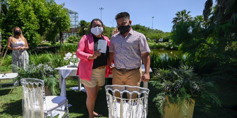 En Febrero, La Municipalidad Celebra Casamientos En El Jardín Botánico Y El Parque Sarmiento