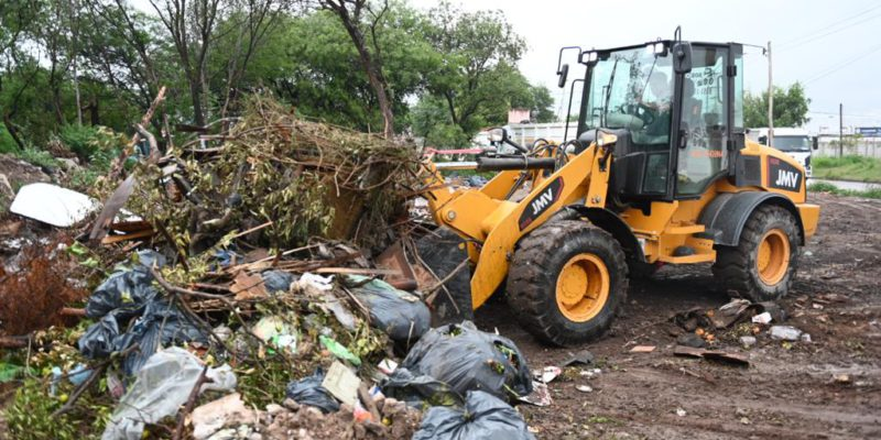 Basurales: En Enero Se Extrajeron 10.725 Toneladas De Residuos
