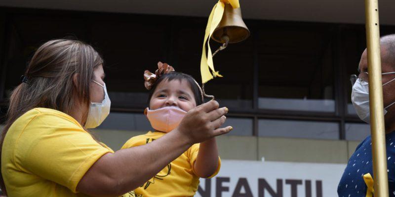 Hospital Infantil: 19 Niños Finalizaron Su Tratamiento Oncológico