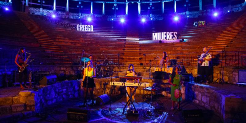 Festival Griego Mujeres 2021: Más De 70 Artistas Locales Actuarán En Formato Audiovisual