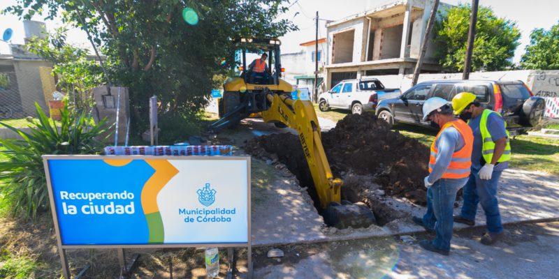Comenzaron Las Obras Para La Reparación Histórica De Villa El Libertador