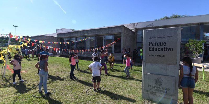 """Parques Educativos: Múltiples Propuestas Para Niños Y Jóvenes En La """"Kermesse Del Encuentro"""""""