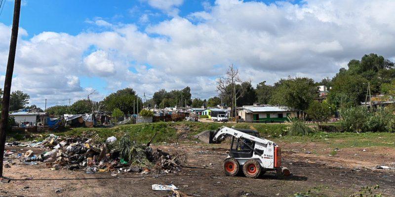 Retiran Más De 65 Toneladas De Residuos De Un Macro Basural En Barrio Villa Urquiza