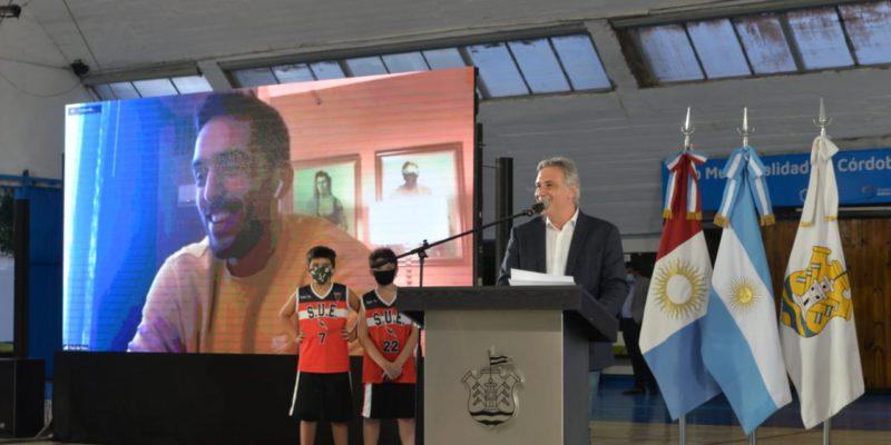 """""""Facundo Campazzo"""", El Nuevo Nombre Del Estadio De Básquet Del Club Municipalidad De Córdoba"""