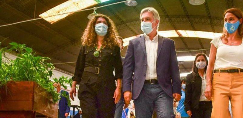 Llaryora Inauguró El Primer Centro Verde Inclusivo De La Ciudad